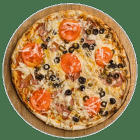 Pizza Olivová