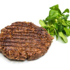 Burger z hovězího masa