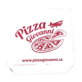 Krabice na pizzu