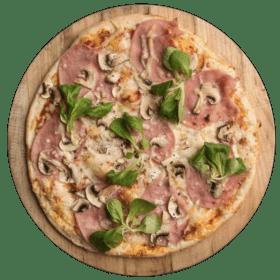 Pizza Žampionová
